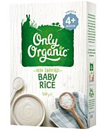 Only Organic: Baby Rice 200g (4+ Months) - 17% OFF!!