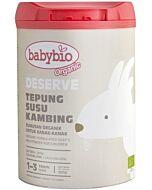 Babybio Deserve Formulated Goat's Milk for Children, 1 - 3 years, (900g)