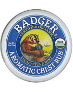 Badger Balm: Aromatic Chest Rub 0.75oz - 10% OFF!