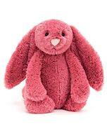Jellycat: Bashful Cerise Bunny - Medium (31cm)