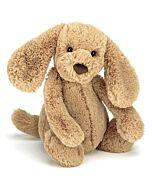 Jellycat: Bashful Toffee Puppy - Medium (31cm)