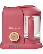 Beaba: Babycook® Solo - Lychee Red