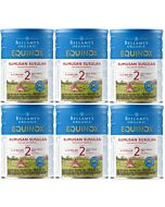 Bellamy's Organic Follow-On Formula (Step 2) EQUINOX 900g X 6 TINS (Special combo deal) - 20% OFF!!