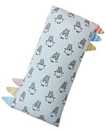 Baa Baa Sheepz: Bed-Time Buddy Small Sheepz Blue with Color & Stripe Tag (Small) - 10% OFF!!