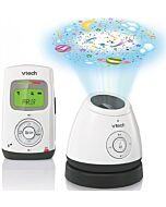 VTECH: Safe & Sound™ Digital Audio Monitor with Glow-on-ceiling Night Lights - BM2200 - 10% OFF!!