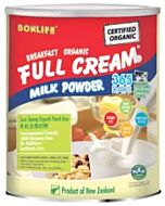 Bonlife Organic Full Cream Milk (800g) - 12% OFF!!