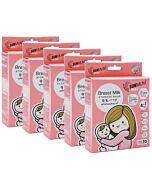 SUNMUM: Breastmilk Storage Bag (20 bags) 8oz/250ml *5 PACK* - 16% OFF!!