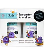 Buds For Kids: Lavender Travel Set