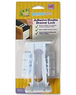 Bumble Bee: Baby Safe Adhesive Double Drawer Lock Twin Pack - 10% OFF!!
