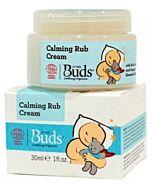 Buds Soothing Organics: Calming Tummy Rub Cream 30ml - 15% OFF!