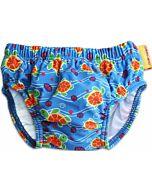 Cheekaaboo Swim Diaper-orange / Sea Turtle-S (0-12m) - 44% OFF!