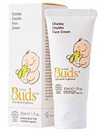 Buds Cherished Organics: Chubby Chubbs Face Cream 30ml - 15% OFF!
