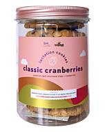 Ben & Chinta x Babydash: Classic Cranberries