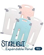 Coby Haus Expandable Panel (4pcs) - Starlight (RM100 OFF!!)