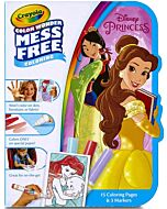 Crayola Color Wonder Mess Free Coloring Book and Markers Disney Princess - 20% OFF!!