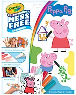 Crayola Color Wonder Mess Free Coloring Pad Peppa Pig - 20% OFF!!