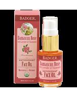 Badger: Damascus Rose Antioxidant Face Oil 1oz - 15% OFF!!
