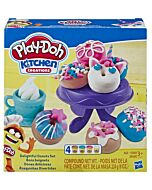 Play-Doh: Kitchen Creations - Delightful Donuts Set (3+ Years Old) - 10% OFF!!