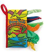Jellycat: Dino Tails Book (21cm)