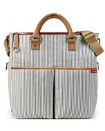 Skip Hop: Duo Deluxe Diaper Bag - French Stripe (Limited Edition) - 15% OFF!!