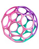 Oball Classic™ Easy-Grasp Toy - Pink/Purple - 10% OFF!!