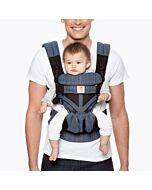 Ergobaby: Omni 360 Carrier All-in-One Cool Air Mesh - Indigo Weave