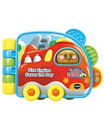 VTECH: Toot-Toot Drivers Fire Engine Saves The Day Book (3 - 24 months) - 15% OFF!!