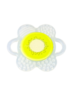 Mombella: Flower Fruit Teether Toy - Kiwi - 20% OFF!!