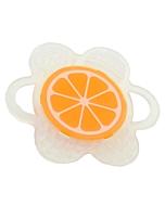 Mombella: Flower Fruit Teether Toy - Orange - 20% OFF!!