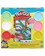 Play-Doh: Fundamentals Shapes Tool Set (3 Years+) - 10% OFF!!