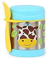 Skip Hop: Zoo Insulated Food Jar - Giraffe [15% OFF!]