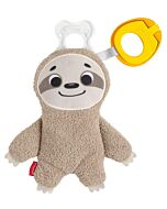 Fisher-Price: Clipimals™ Universal Pacifier Holder - Sloth - 15% OFF!!