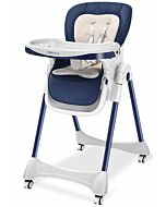 CHILUX Grow V Baby High Chair (6+ months) - Blue