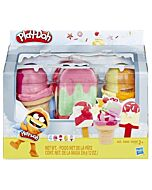 Play-Doh: Ice Pops 'n Cones Freezer themed 4-Pack (2 Years Old & Above) - 10% OFF!!