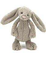Jellycat: Bashful Beige Bunny - Small (18cm)