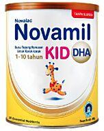 Novamil Kid DHA 800g (FORMERLY NOVALAC Novamil DHA Growing-up Milk) (1 - 10 years old formula) - 10% OFF!