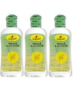 Konicare Cajuputi Oil Minyak Kayu Putih 60ml (3 botol bundle)
