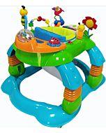 Little Bean: 3-in-1 Premium One 360 Baby Walker (Blue) - 39% OFF!!