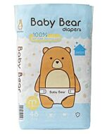 BB Diapers - Baby Bear Diapers M48 (6 - 11kg)