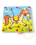 Funny Kid's: Animal Magnetic Maze - Pony - 10% OFF!!