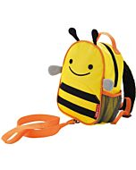 Skip Hop Zoo: Let Safety Harness Mini Backpack with Rein - Bee - 20% OFF!!