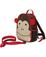 Skip Hop Zoo: Let Safety Harness Mini Backpack with Rein - Monkey - 20% OFF!!