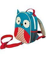 Skip Hop Zoo: Let Safety Harness Mini Backpack with Rein - Owl - 20% OFF!!