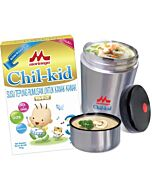 Morinaga Chil-Kid (1-7 yrs) 700g x 8 BOXES + FREE i-Pot
