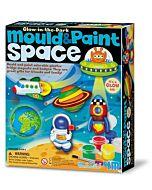 4M Mould & Paint Crafts | Glow Space - 15% OFF!!