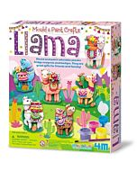 4M Mould & Paint Crafts | Llama - 15% OFF!!