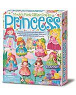 4M Mould & Paint Crafts   Princess - 15% OFF!!