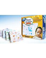 Pureen - Baby Napkins Printed 10'S - 28% OFF!!