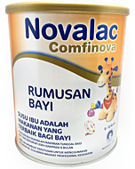 Novalac Comfinova (For easy digestion in babies with flatus and bloating) Special Infant Formula 800g (0 – 12 months formula) - 5% OFF!
