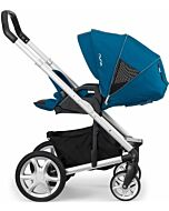 NUNA MIXX Stroller: Compact Luxury Baby Stroller (Mykonos) - 22% OFF!!